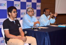 World Asthma Day, 2016 : Sunandan Chakroborty With Dr. Subhasis Roy and Dr. Pawan Agarwal