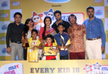 All 3 Winners With Indrani Halder At Max Little Icons.