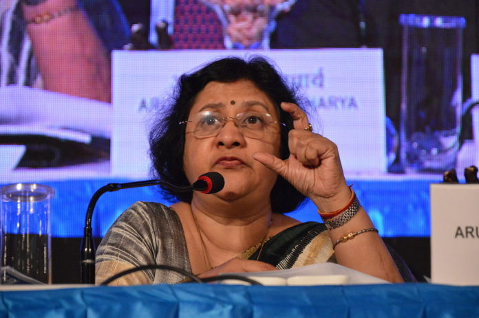 Arundhat Bhattacharya - SBI Chief