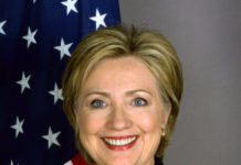 Hillary Clinton - Democrates candidate