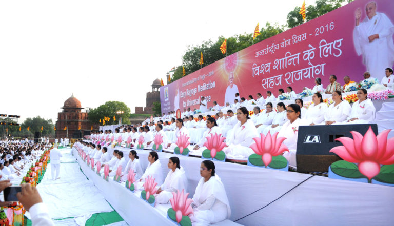 India is ready for International Yoga Day – A Grand celebration to be organized at New Delhi