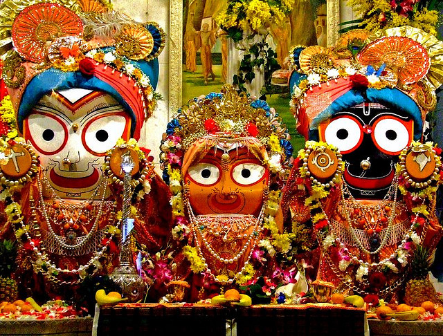 Vice President greets the nation on the eve of Rath Yatra
