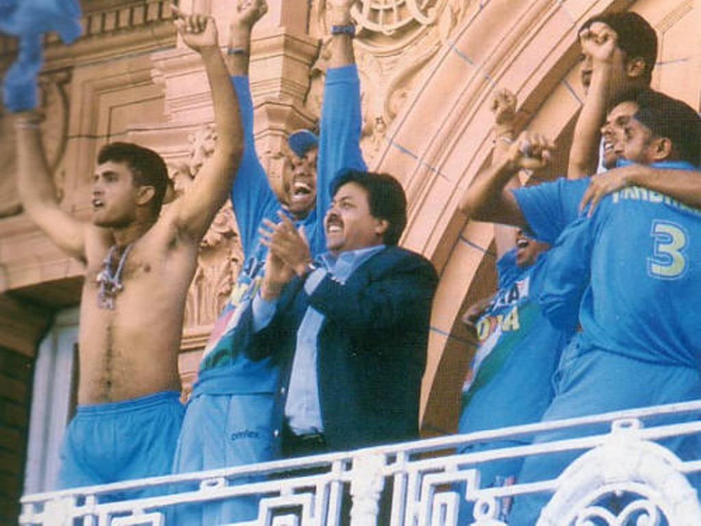 Sehwag Remembers - Fourteen Years of Sourav Ganguly's