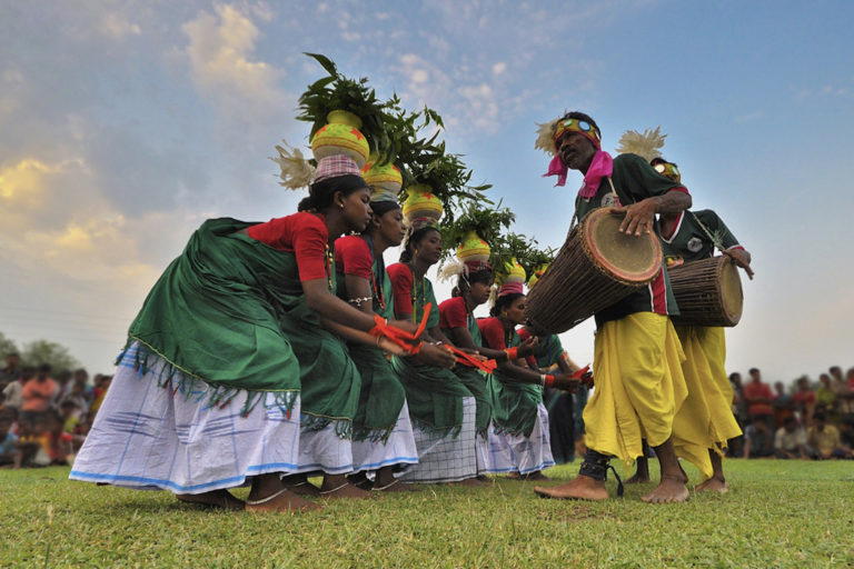 The government of India has set up seven Zonal Cultural Centres (ZCCs) to Conservation of Ancient Folk Cultures