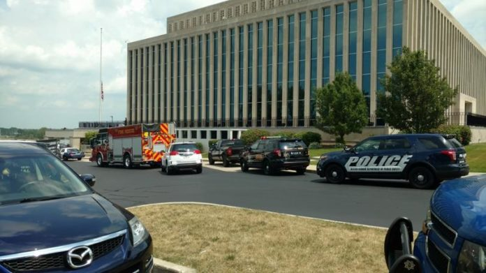 Berrien County Courthouse - Shooting in Michigan