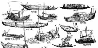 Boats in Bengal