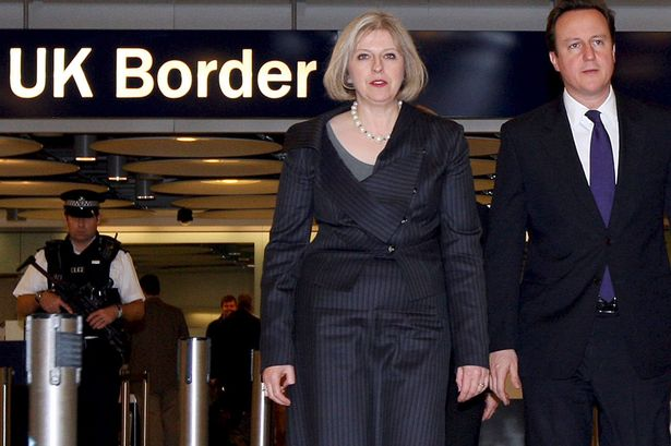 """""""Iron Age"""" is coming back in UK – After Margaret Thatcher, Britain to get another Lady Theresa May as the next Prime Minister"""