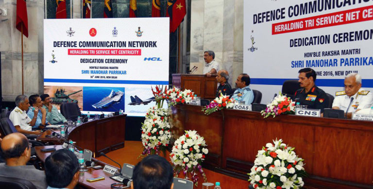 RM dedicates DCN to the Nation – Defence Communication Network