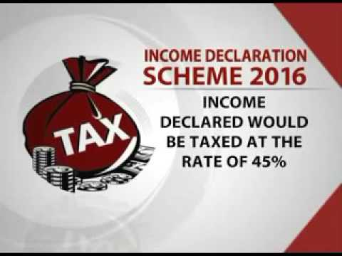 IDS 2016 - Income Tax