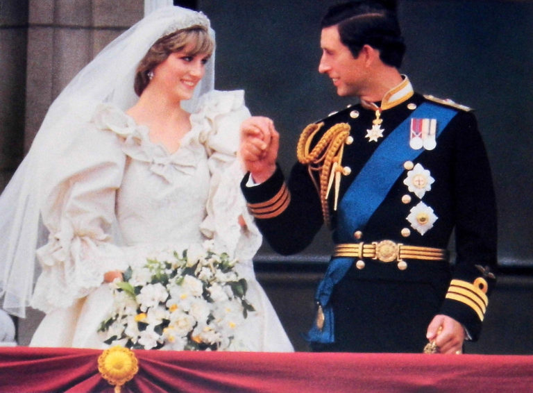 Gems of YouTube – Remembering Princess of Heart Lady Diana Wedding