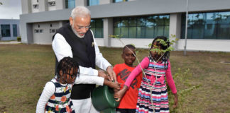 PM Modi - Africa Tour, National Assembly of Mozambique