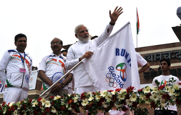 Rio effect,PM Modi Now takes on sports front – PM announces setting up of Task Force to prepare action Plan for the next three Olympics