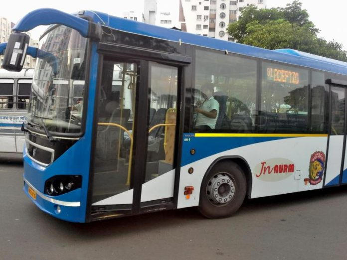 West Bengal - Bus and WBTC