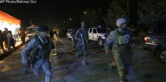 American University of Afghanistan - Kabul Attack