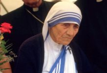 Mother Teresa - File Picture