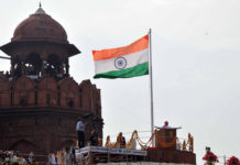 PM Modi At Red Fort - Independence Day India
