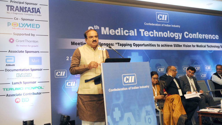 Growth potential of Indian chemical industry immense, PCPIR Policy needs fine tuning, says Shri Ananth Kumar