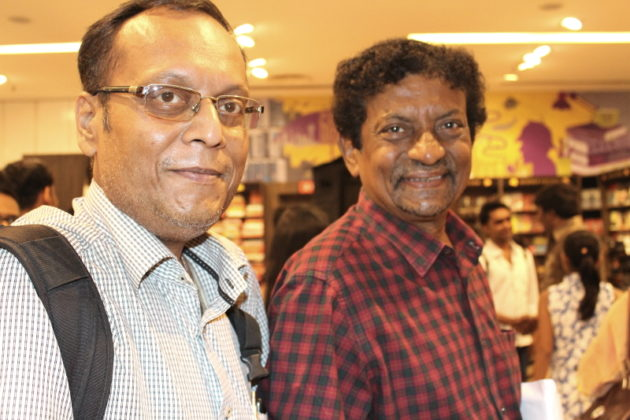 Goutam Ghosh & Suman Munshi IBG News Chief Editor at Amit Kumar's CD release