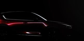 All new CX-5 Teaser
