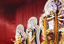 Ekdalia Ever Green Club - Durga Puja 2016