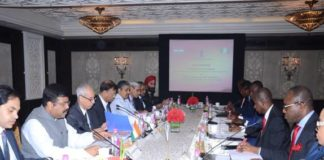 India Nigeria meets for cooperation for the significant potential in diversifying the engagement of two countries in the hydrocarbon sector
