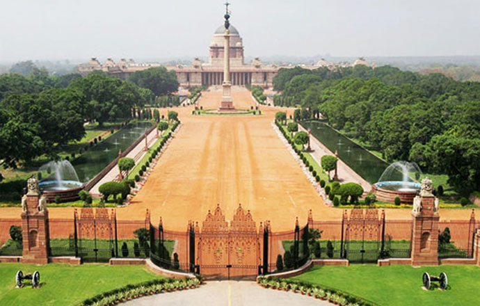 Indian President's House