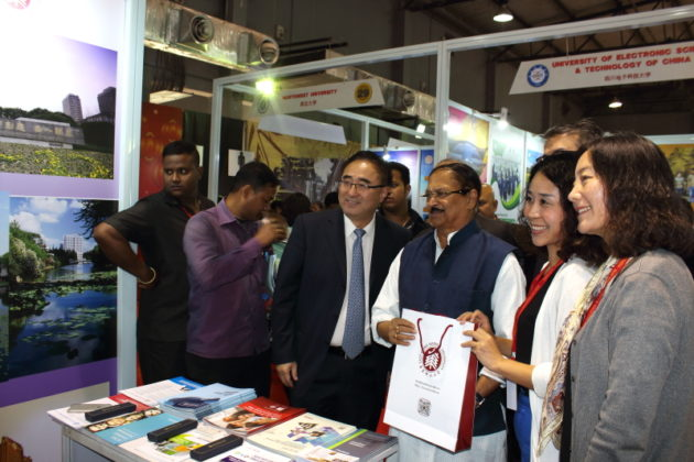 Chinese Education Expo 2016 - Kolkata