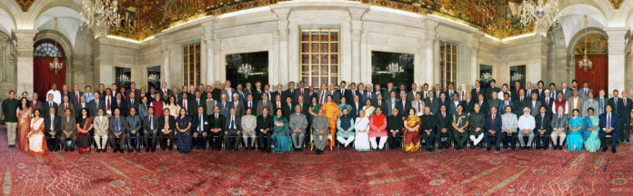 inauguration of the Visitor's Conference, at Rashtrapati Bhavan