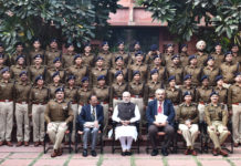 IPS Probationers of 2015 batch