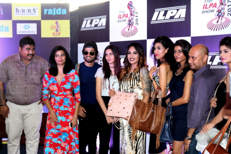INDIAN LEATHER PRODUCT ASSOCIATION curtain raiser for annual fashion extravaganza ILPA 2017