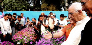 The Closing Ceremony of AHSI 190th Annual Flower Show – 2017