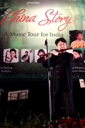 China Story - A Musical Tour of India 11