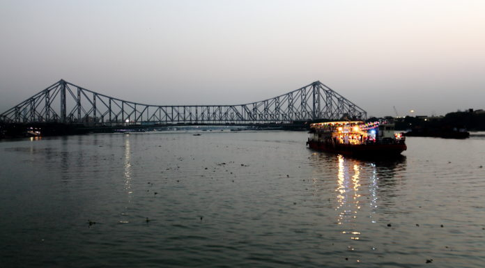 Howrah Bridge - An Evening on Ganga 2