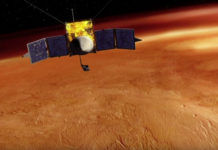 Most of Mars' Atmosphere Was Lost to Space - NASA's MAVEN Reveals