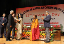 32nd Inception Day Celebrations of the National Crime Records Bureau (NCRB), in New Delhi