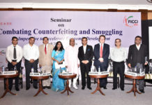 FICCI organized Seminar on 'Combating Counterfeiting and Smuggling