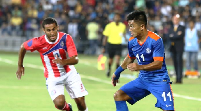 India on 100th Spot in FIFA Ranking