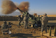 M777 Light Towed Howitzer