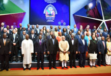 African Development Bank Meeting in India