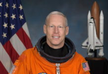 Astronaut Patrick Forrester New Chief of Astronaut Office