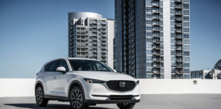 All-new Mazda CX-5 (CNW Group/Mazda Canada Inc.)
