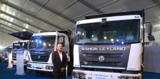 Mr. Anuj Kathuria, President - Global Trucks, Ashok Leyland