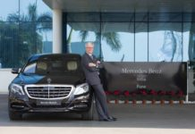 Roland Folger, MD & CEO, MB India