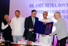 Amit Mitra at GJEPC Press Meet