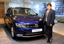Mr. Kamal Basu, Head of Marketing & PR - Volkswagen Passenger Cars
