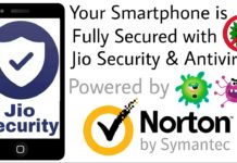 JioSecurity by Norton