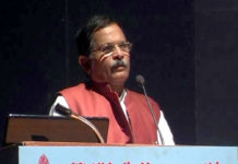 The Minister of State for AYUSH (Independent Charge), Shri Shripad Yesso Naik delivering the valedictory address at the 20th National Homeopathic Congress of HMAI, at Margaon, Goa on September 10, 2017.