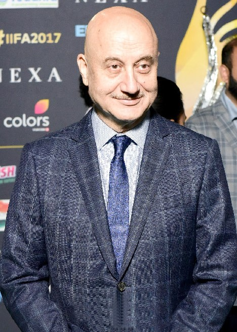 Shri Anupam Kher appointed as Chairman, FTII Pune