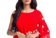 Pooja Shroff unveils her Spring Summer Collection 2018Floral Rhapsody