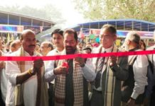 Hunar Haat inaugurated in IITF 2017 - Ministry of Minority Affairs organises Hunar Haat at Pragati Maidan from 14-27 November